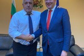 """Бойко Борисов взе участие в Срещата на високо равнище на групата """"Приятели на кохезията"""""""