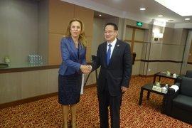 Зам.-министър Николова присъства на Международното изложение на вносни стоки в Китай