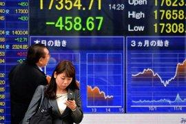 Рекорден ръст отбеляза японският индекс Nikkei от 26 години насам