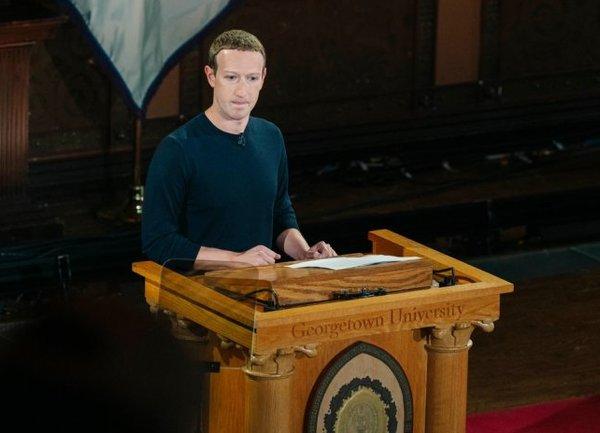 Зукърбърг: социалните мрежи са петата власт и са необходими за демокрацията
