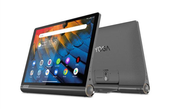 Новият LENOBO YOGA SMART TAB е вече в магазините на VIVACOM