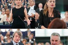 Европарламентът избира своите председател и заместник-председатели