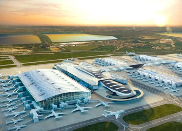 Хийтроу затвaря половината от своите терминали