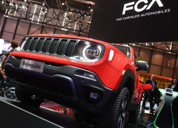 Fiat Chrysler с право на държавен заем
