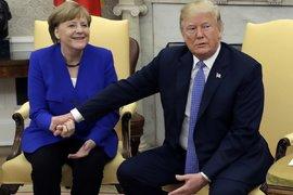 Меркел пропуска срещата на върха на Г-7 заради пандемията от Covid-19
