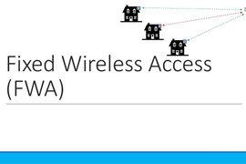 Фиксираният безжичен достъп набира популярност в световен мащаб