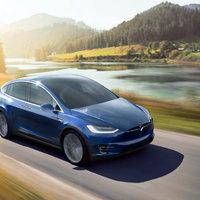Тестваха автопилота на Tesla по улиците на Киев