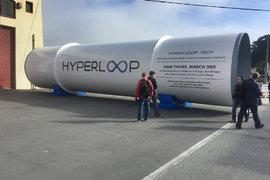 HyperLoop изгражда още линии в Европа