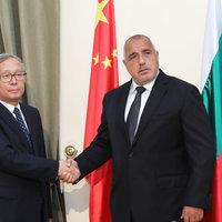 Премиерът Бойко Борисов се срещна с вицепремиера на Китай