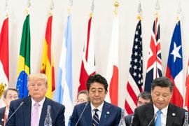 Тръмп: Търговските преговори С Китай отново са на дневен ред, задържаме новите тарифи
