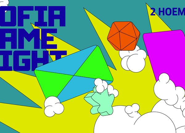 С двойно повече събития се завръща второто издание на Sofia Game Night на 2-ри ноември в София