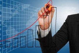 Акциите на Уолстрийт затвориха значително по-високо в понеделник
