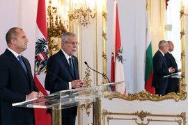 Австрия подкрепя присъединяването на България към Шенген