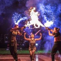 Огнено шоу за столичани в най-дългия ден от годината