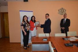 Отличиха националните финалисти в европейския конкурс за насърчаване на предприемачеството
