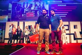 Миналогодишните победители в Pioneers Challenge - братята Свилен и Константин Рангелови