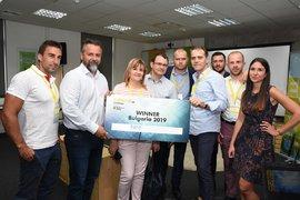 Стартъпът Phos e победител в Elevator Lab България 2019
