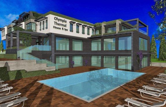 Ще правят спортeн и СПА център край Бургаските минерални бани