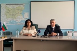 """Започва изграждането на компресорни станции """"Расово"""" и """"Нова Провадия"""""""