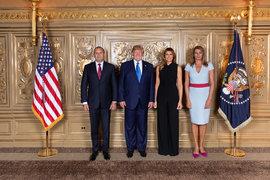 Румен Радев и Тръмп са разговаряли за повече американски инвестиции в България