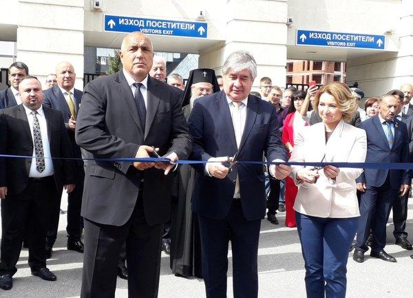 Започна 75-ият Международен технически панаир в Пловдив