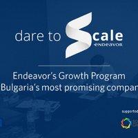 12 компании влизат във второто издание на програмата за растеж на Endeavor - Dare to Scale