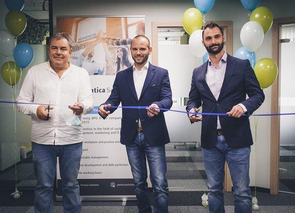 Българската компания Pontica Solutions отвори втори офис