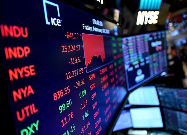 Анализ на щатската фондова борса (19.05.20)