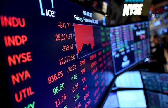 Фючърсите на фондовите фронтове по-ниски, отбелязват продължителни спадове