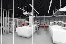 АББ ще внедрява роботи в Болница на бъдещето