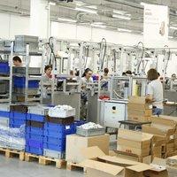АББ откри петия си завод в България