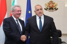 България е атрактивна дестинация за инвестиции, търговия и надежден партньор с бързорастящ пазар, заяви премиерът Борисов