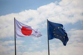 Япония и ЕС полагат усилия за влизане в сила на споразумението за свободна търговия