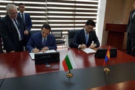 Активизирането на икономическите връзки с Монголия вече е скрепено и с документ