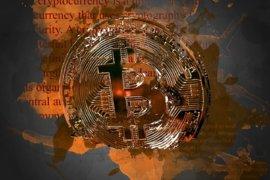 Bitcoin отбеляза спад до 7400 долара