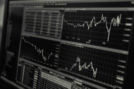 Фючърсите на акции с равни нива по време на търговията във вторник