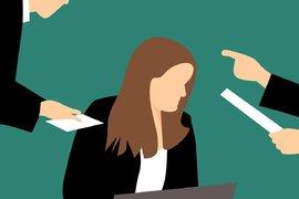 Как да се справим с тормоза на работното място?