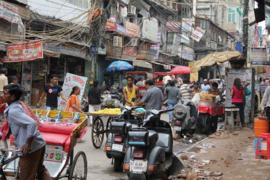 Индия отчита едва 5% ръст на икономиката си