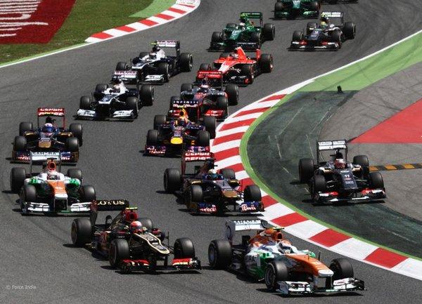 Запалете двигателите: сезонът на F1 започва на 5 юли с 8 старта в Европа