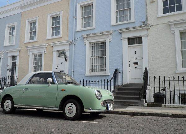Цените на имотите във Великобритания поскъпнаха с 0,8%