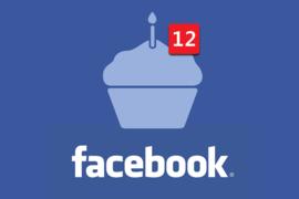 Честит рожден ден, Facebook!