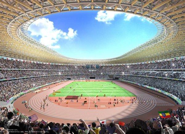 Архитектът на олимпийския стадион за игрите в Токио през 2020-таидва в София