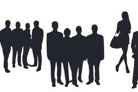 Заетостта сред хората между 55 и 64 години в България се увеличава