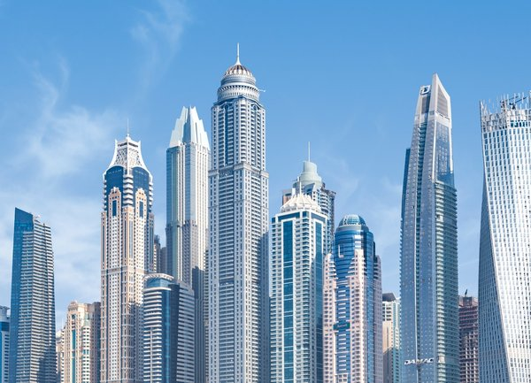 Дубай отбелязва забележителни нива на сделките с недвижими имоти