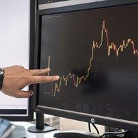 Фючърсите на акции намаляха след рекордна сесия