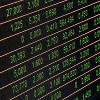 Фючърсите на акции завършиха с по-ниски нива след смесената сесия на Уолстрийт в понеделник