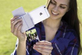 Компактен принтер за iPhone кара снимките да оживяват