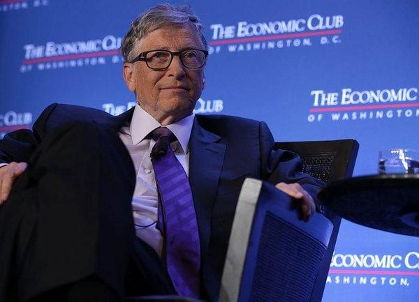 "Бил Гейтс: ""Предстои ни по-смъртоносна пандемия!"""