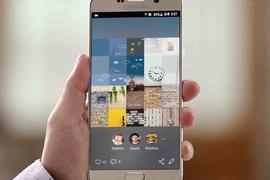 Samsung със собствен Instagram