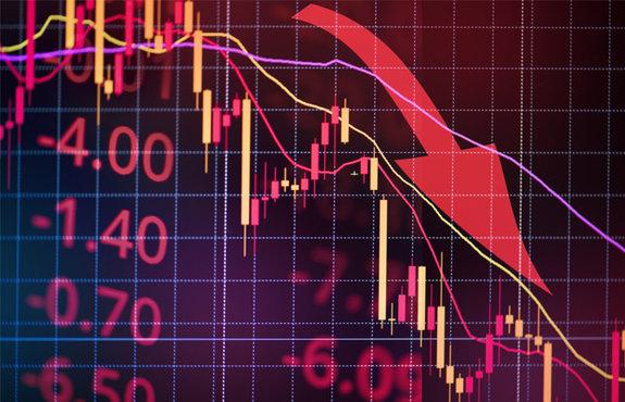 Фючърсите на акциите паднаха след разпродажбата миналата седмица